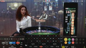 Top 5 Live Roulette Games