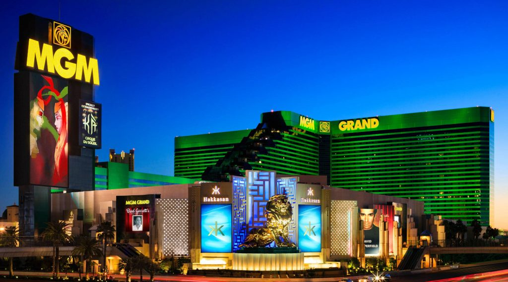MGM sports betting online