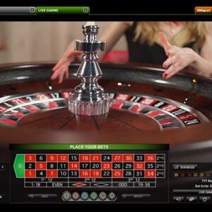 roulette 888 casino NJ