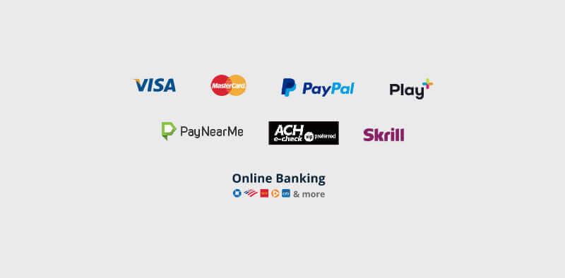 Betamerica Casino Payments