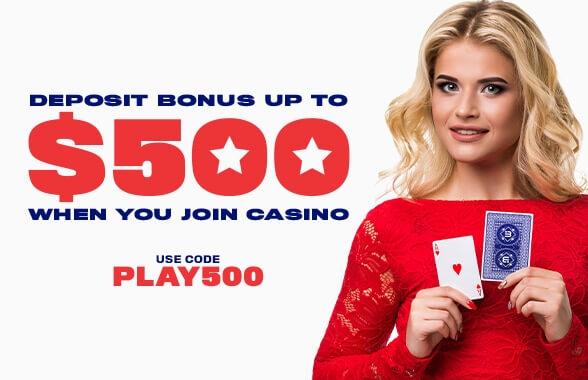 betamerica casino bonus