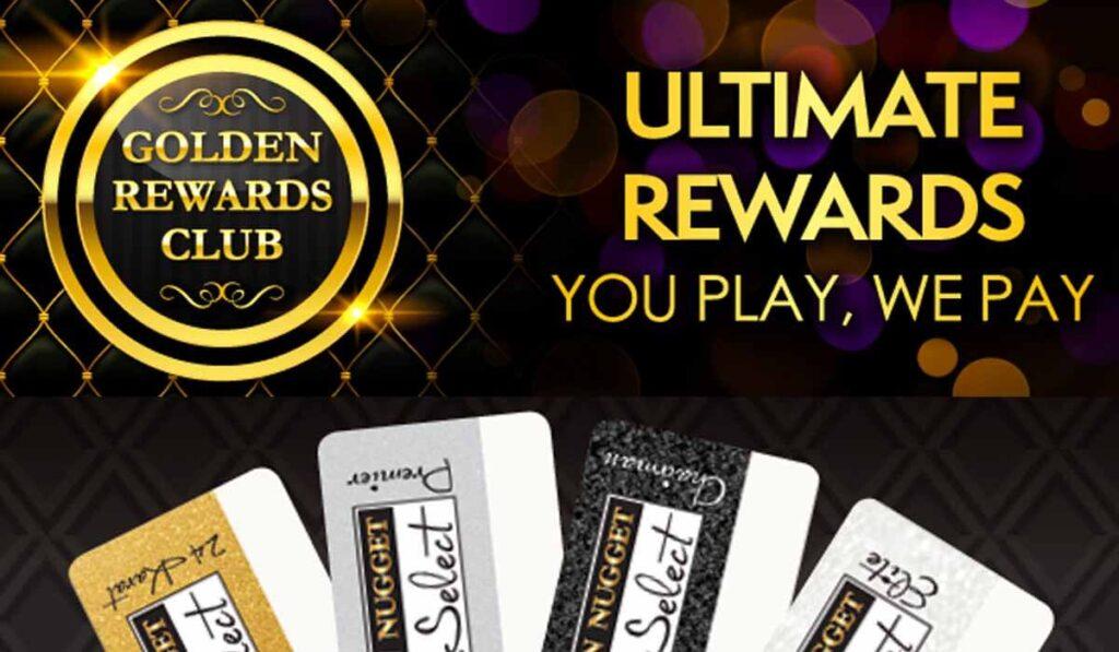 golden nugget casino rewards