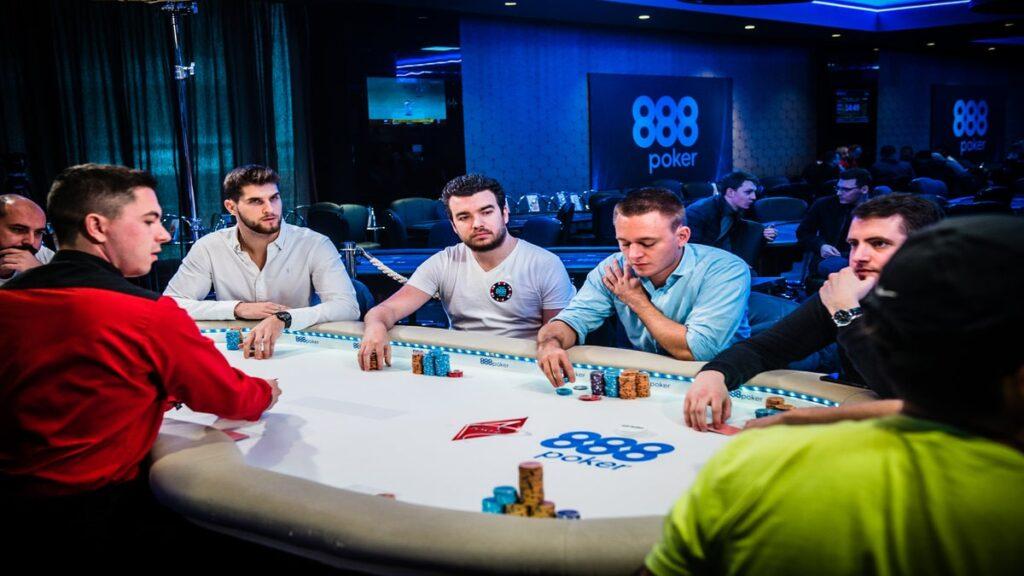 Poker Tournaments 888 casino