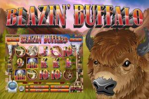 Blazin Buffalo Slots