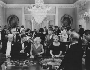 history of female gambling