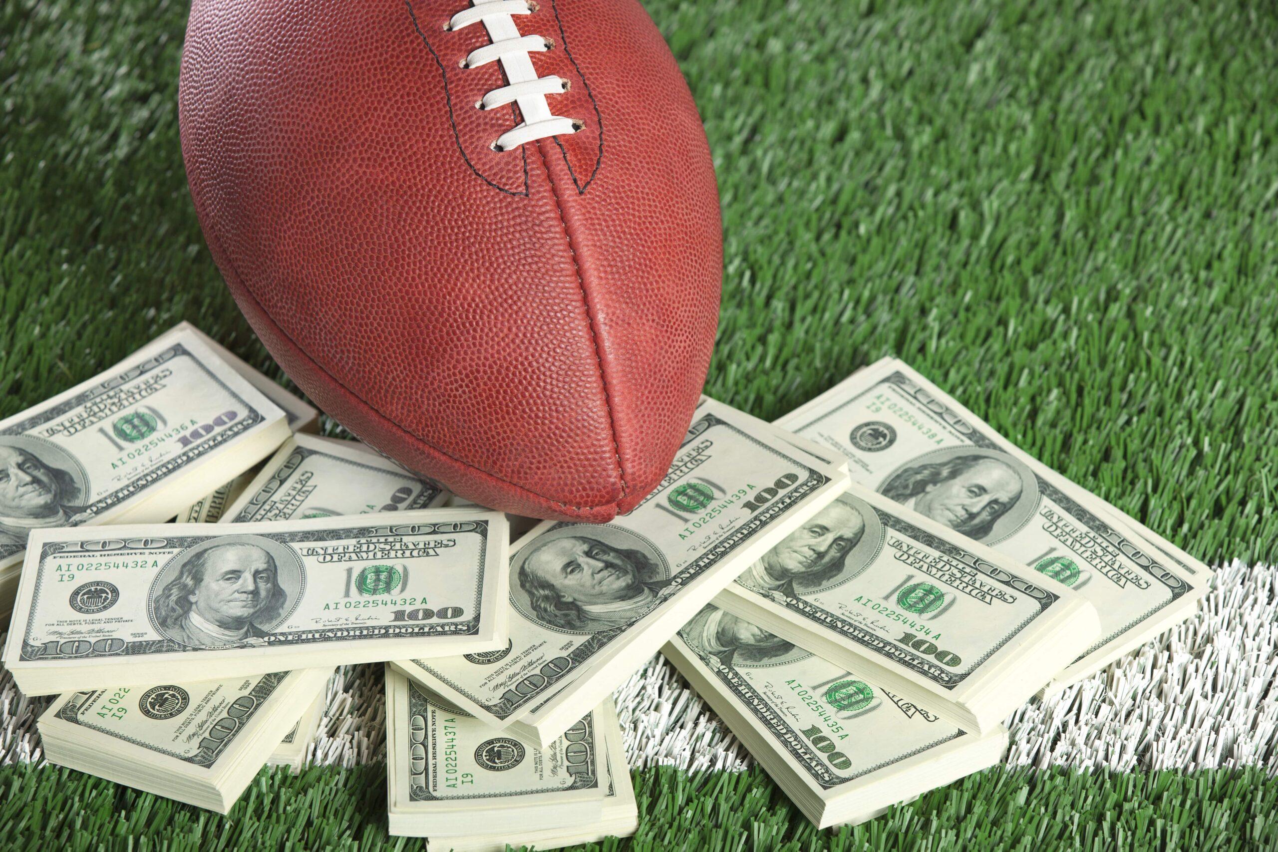 NFL online sports betting