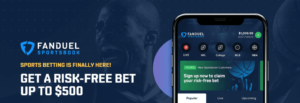 Mobile betting bonus