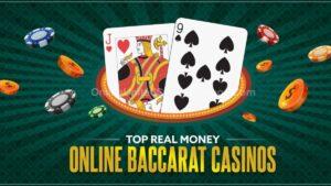 Online Baccarat Casinos